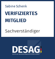 DESAG verifiziertes Mitglied