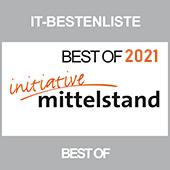 Best of 2021- Initiative Mittelstand